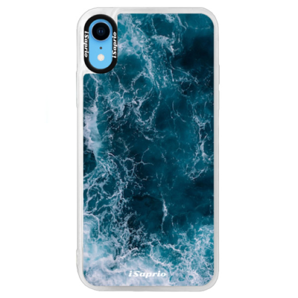Neonové pouzdro Blue iSaprio - Ocean - iPhone XR