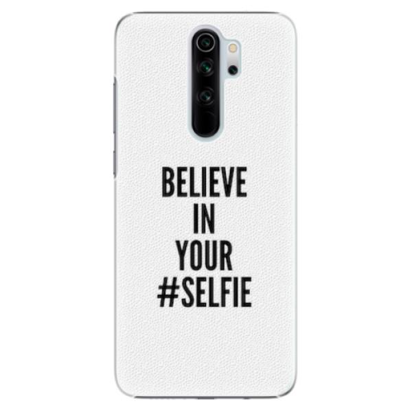 Plastové pouzdro iSaprio - Selfie - Xiaomi Redmi Note 8 Pro