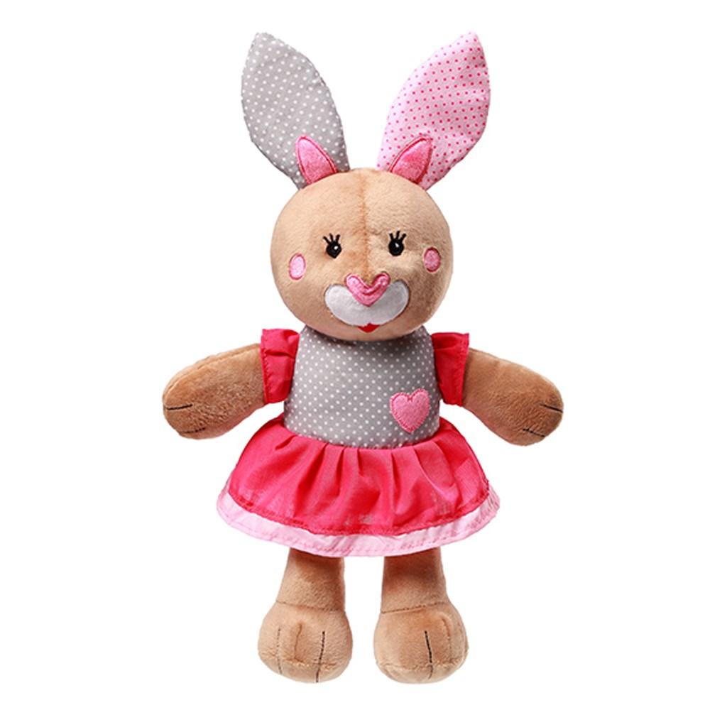 Plyšová hračka Baby Ono Bunny Julia - růžová