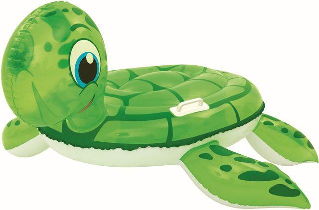 Nafukovací lehátko - želva