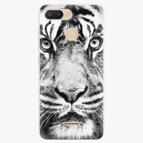 Silikonové pouzdro iSaprio - Tiger Face - Xiaomi Redmi 6