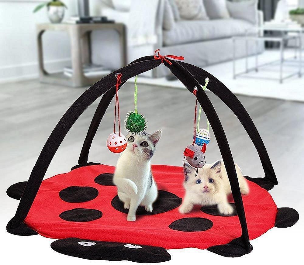 Hrací podložka pro kočky