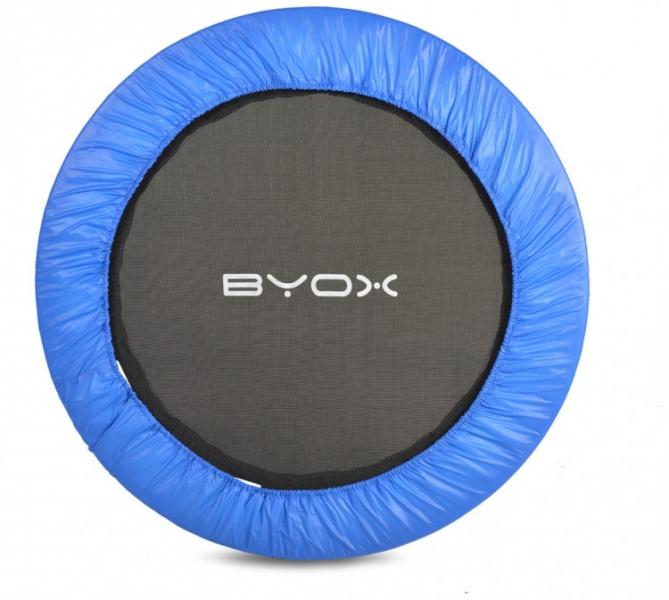 Byox Dětská skákací trampolína 114 cm - modrá