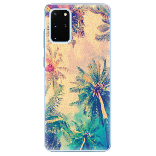 Plastové pouzdro iSaprio - Palm Beach - Samsung Galaxy S20+
