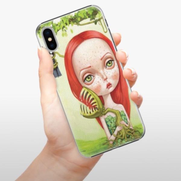 Plastové pouzdro iSaprio - Poison - iPhone X
