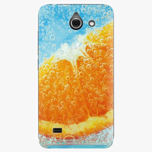 Plastový kryt iSaprio - Orange Water - Huawei Ascend Y550