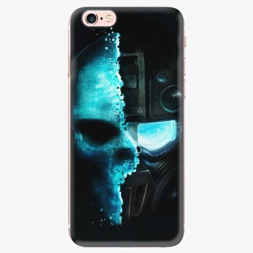 Plastový kryt iSaprio - Roboskull - iPhone 7
