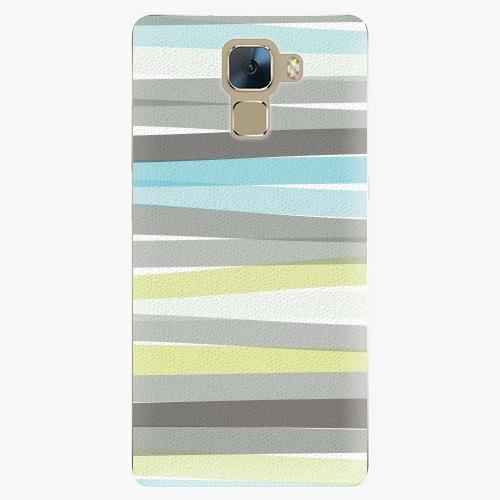 Plastový kryt iSaprio - Stripes - Huawei Honor 7