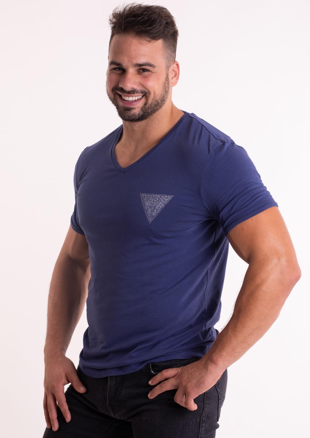 Pánské tričko Guess U84M01