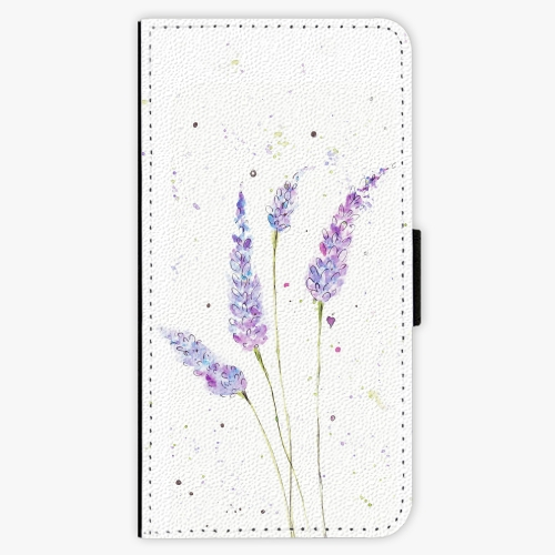 Flipové pouzdro iSaprio - Lavender - Huawei Ascend P9 Lite