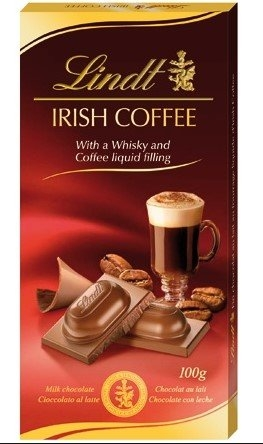 Irish Coffee Milk Chocolate 100g