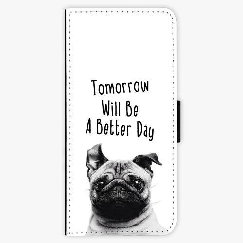 Flipové pouzdro iSaprio - Better Day 01 - Samsung Galaxy S8 Plus