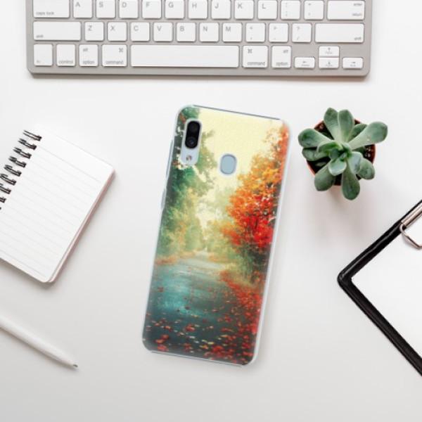 Plastové pouzdro iSaprio - Autumn 03 - Samsung Galaxy A30