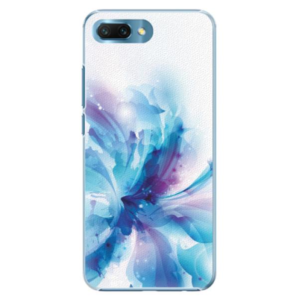 Plastové pouzdro iSaprio - Abstract Flower - Huawei Honor 10