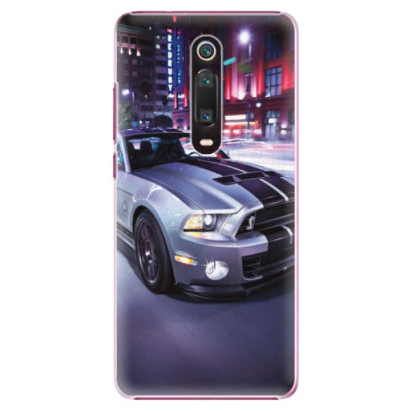 Plastové pouzdro iSaprio - Mustang - Xiaomi Mi 9T