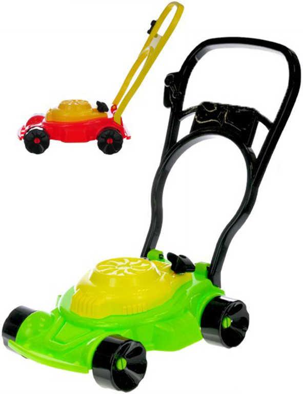 Sekačka na trávu dětská plastová 2 barvy