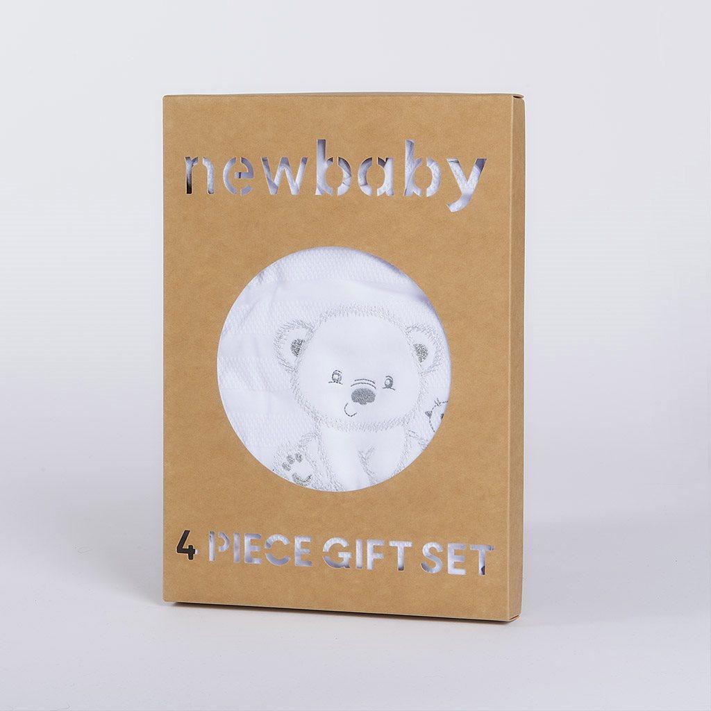 Kojenecká soupravička do porodnice New Baby Sweet Bear