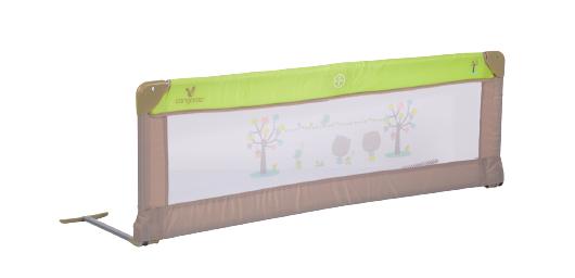 Cangaroo Dětská zábrana k postýlce - zelená