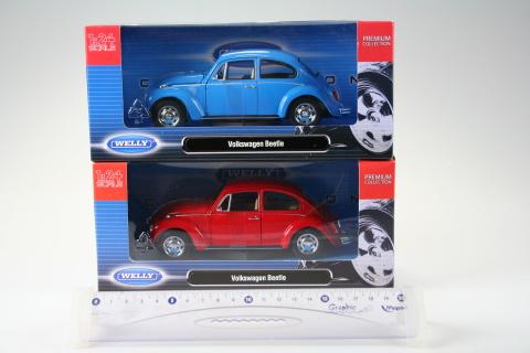 Volkswagen Beetle 1:24
