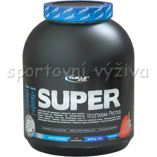 Super Vegetarian Protein - 2270g-cokolada