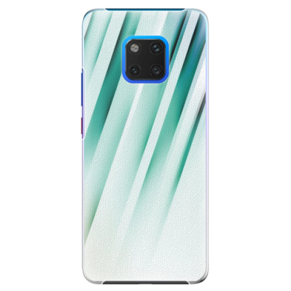 Plastové pouzdro iSaprio - Stripes of Glass - Huawei Mate 20 Pro