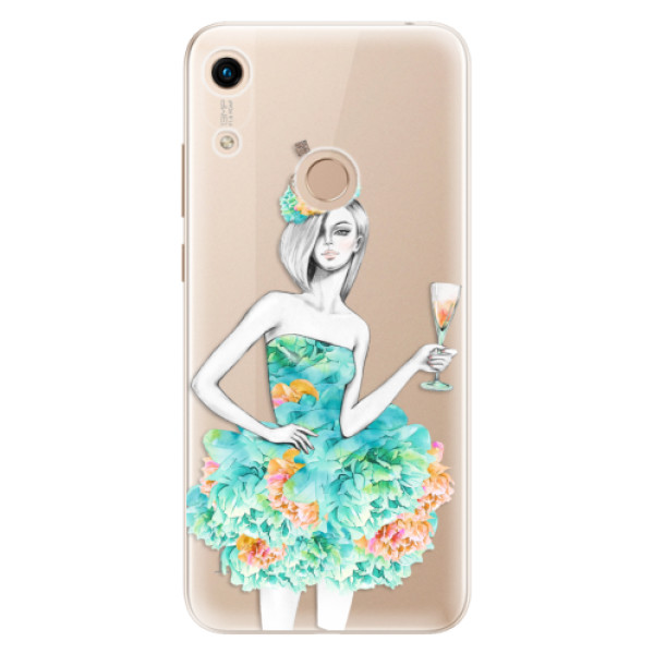 Odolné silikonové pouzdro iSaprio - Queen of Parties - Huawei Honor 8A