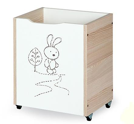klups-dreveny-box-na-hracky-safari-zajicek-capuccino
