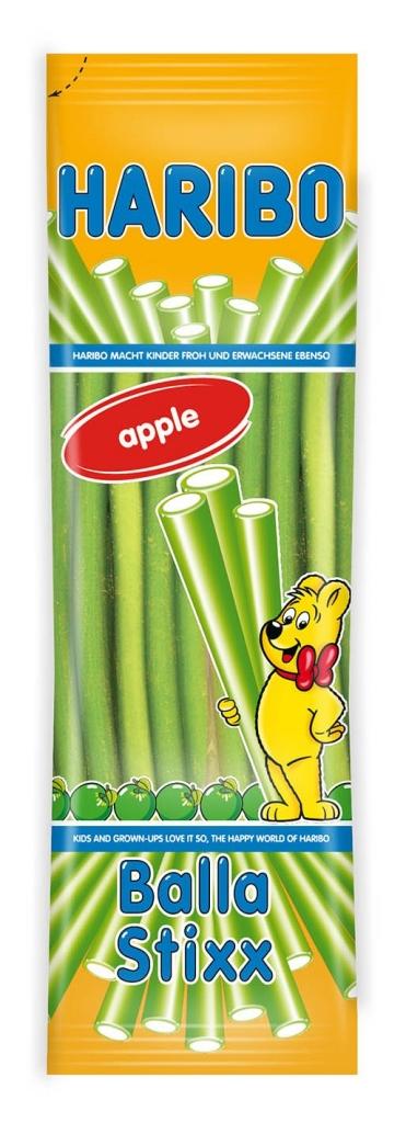 Balla Stixx Apple s příchutí jablka 200g