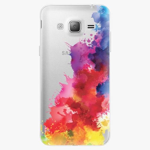Plastový kryt iSaprio - Color Splash 01 - Samsung Galaxy J3 2016