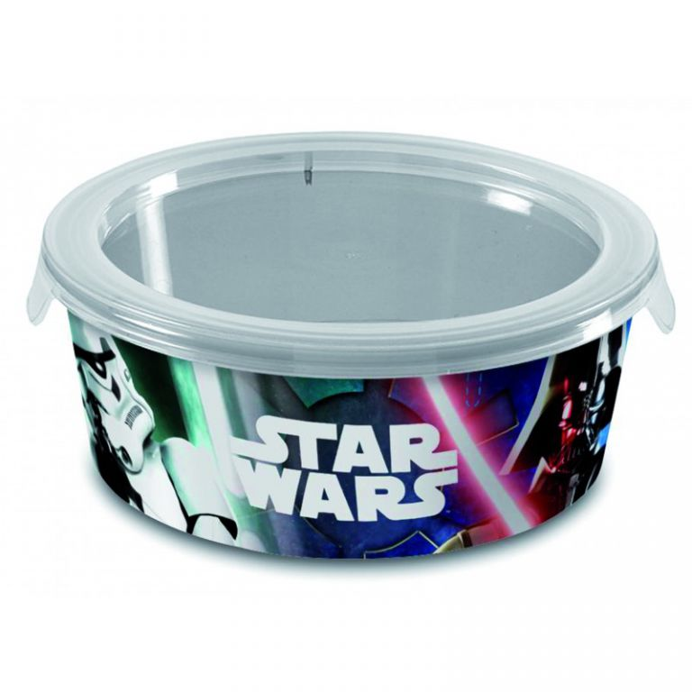 Svačinový box - 1,2L - STAR WARS CURVER