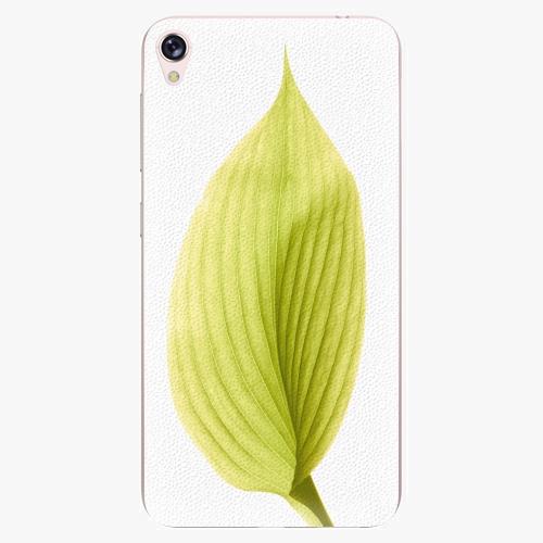 Plastový kryt iSaprio - Green Leaf - Asus ZenFone Live ZB501KL