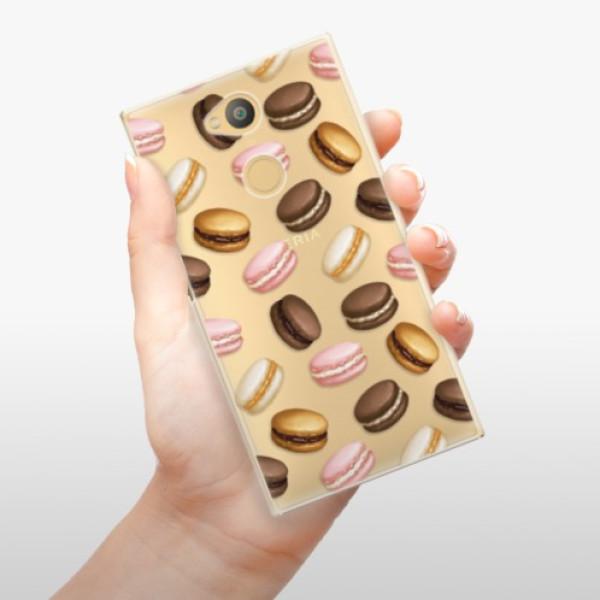 Plastové pouzdro iSaprio - Macaron Pattern - Sony Xperia L2