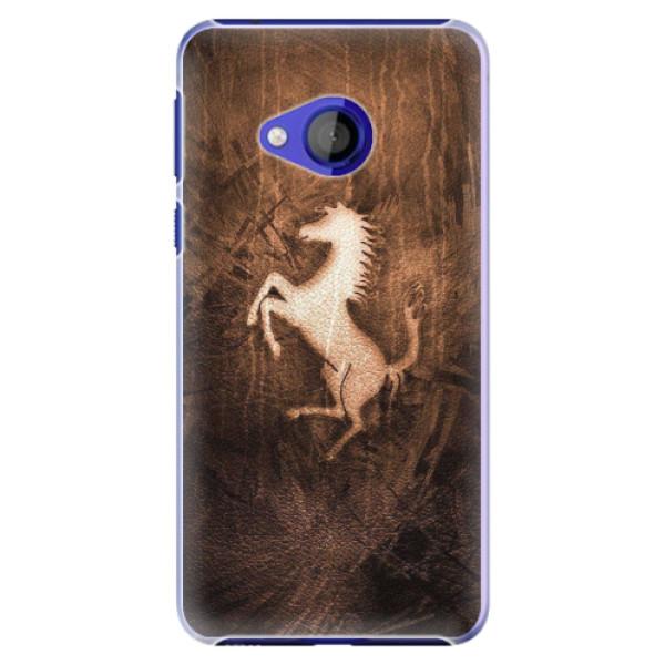 Plastové pouzdro iSaprio - Vintage Horse - HTC U Play