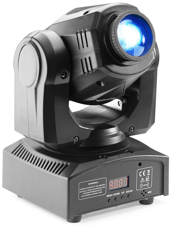 Stagg SLI MHBTAGG30-2, otočná hlavice, 1x 30W COB LED