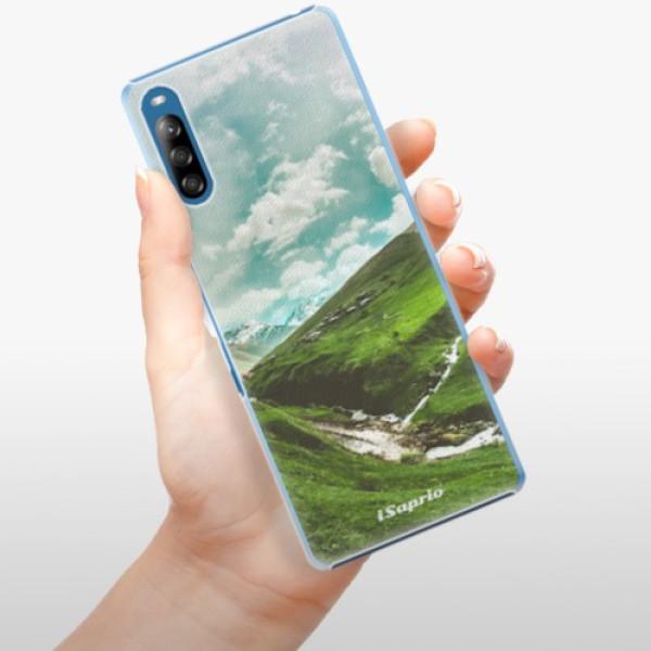 Plastové pouzdro iSaprio - Green Valley - Sony Xperia L4