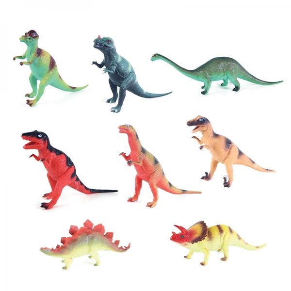 Dinosaurus se zvukem, 21 cm, 10 druhů