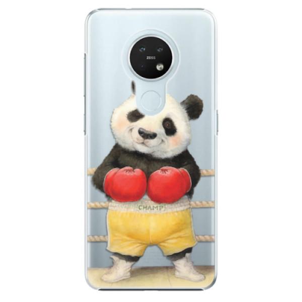 Plastové pouzdro iSaprio - Champ - Nokia 7.2