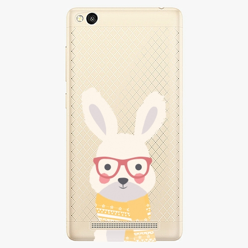Plastový kryt iSaprio - Smart Rabbit - Xiaomi Redmi 3