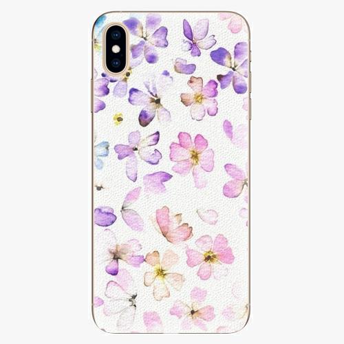 Plastový kryt iSaprio - Wildflowers - iPhone XS Max