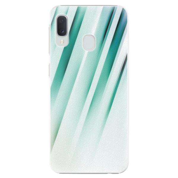 Plastové pouzdro iSaprio - Stripes of Glass - Samsung Galaxy A20e