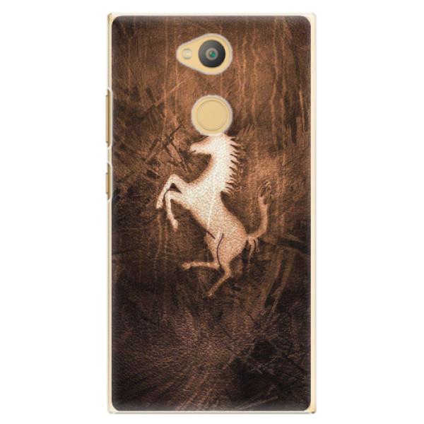 Plastové pouzdro iSaprio - Vintage Horse - Sony Xperia L2