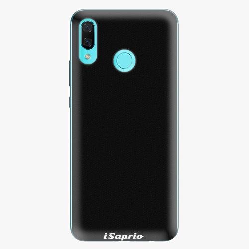 Plastový kryt iSaprio - 4Pure - černý - Huawei Nova 3