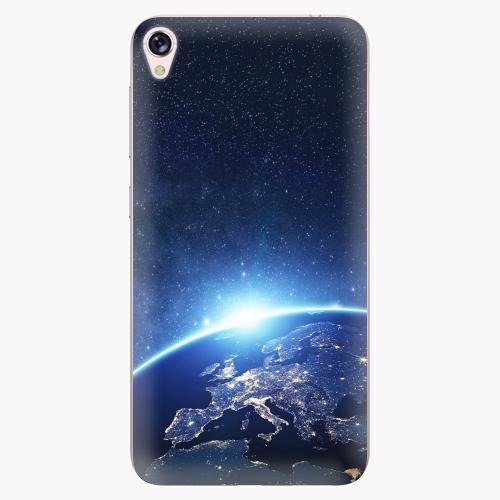 Plastový kryt iSaprio - Earth at Night - Asus ZenFone Live ZB501KL