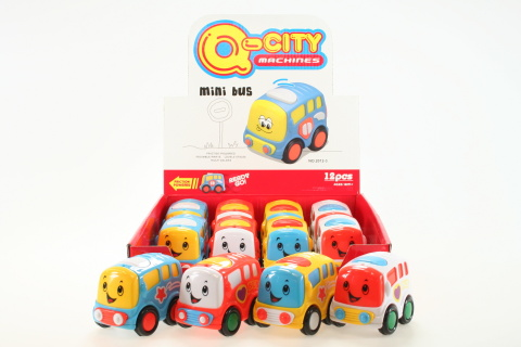 Baby autobus 12/bal