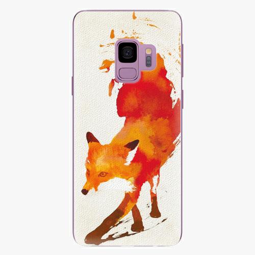 Plastový kryt iSaprio - Fast Fox - Samsung Galaxy S9