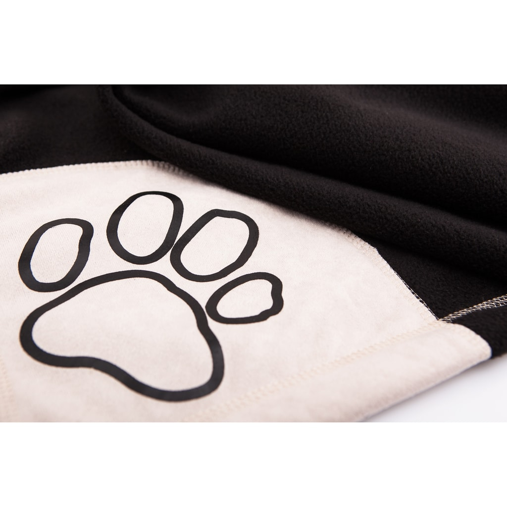 Deka pro psa Reedog Black Paw - L