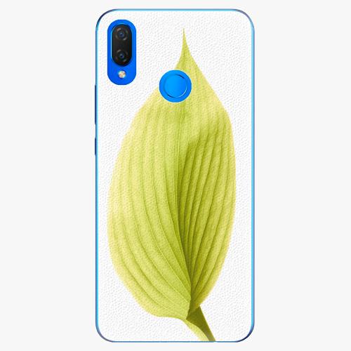 Plastový kryt iSaprio - Green Leaf - Huawei Nova 3i