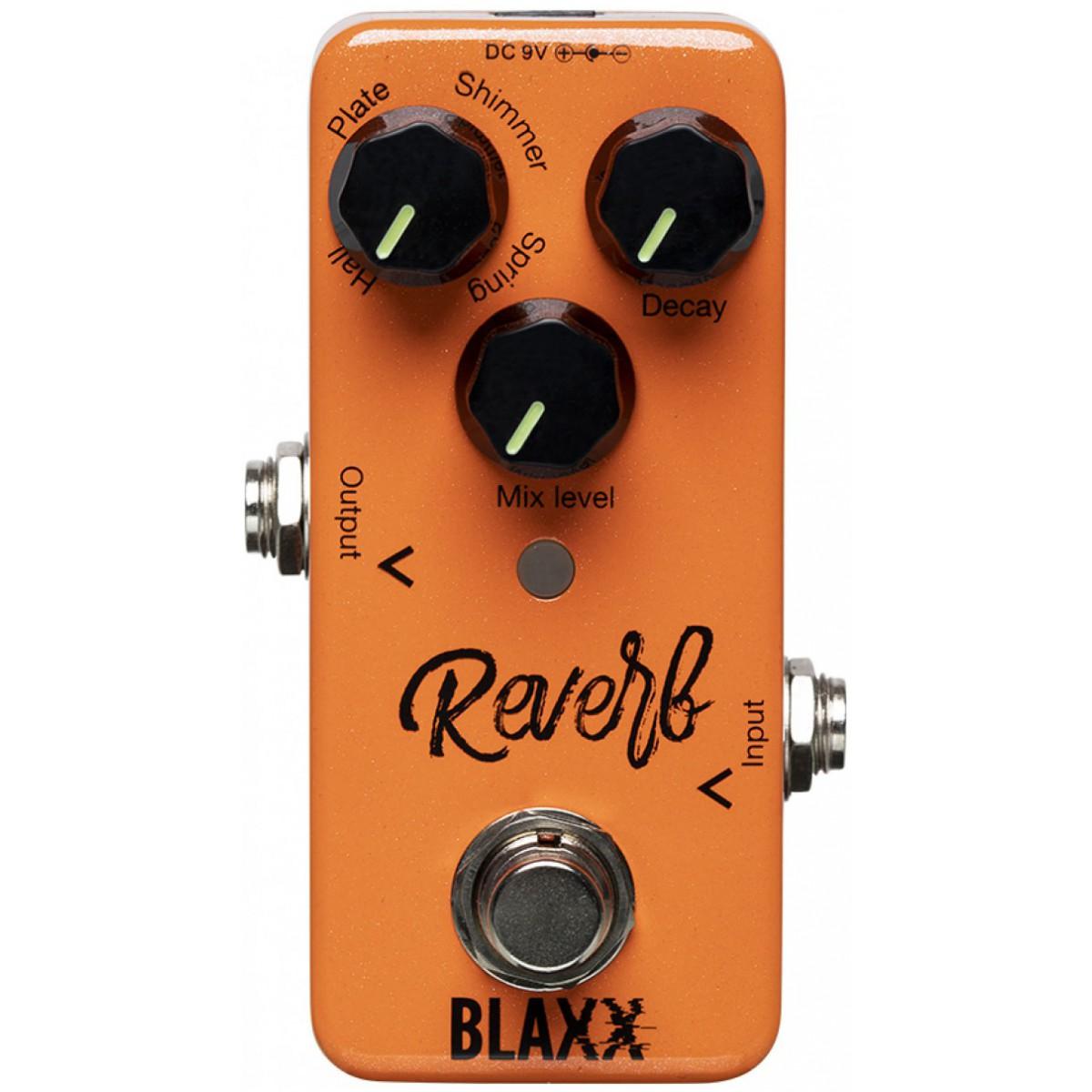Stagg BX-REVERB, kytarový efekt
