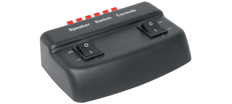 AV:link AD-SPK21, 2-kanálový reproduktorový rozbočovač signálu