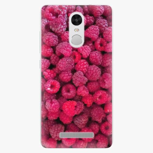 Plastový kryt iSaprio - Raspberry - Xiaomi Redmi Note 3 Pro
